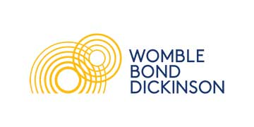 Logo for Womble Bond Dickinson