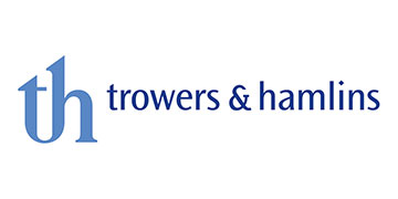 Logo for Trowers & Hamlins
