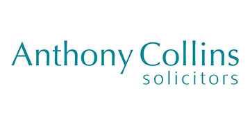 Logo for Anthony Collins Solicitors